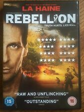 REBELLION ~ 2011 Matthieu Kassovitz French War Film | UK DVD