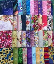 "Jelly Medley Fabric Jelly Roll Strips - 40 strips 2.5"" x 44"" Set 01"