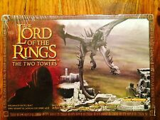 Lord Of The Rings Ringwraith On Fell Beast New Sealed  Games Workshop Lotr Metal
