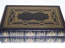 easton press HOW THE NORTH WON Herman Hattaway & Archer Jones 2 vols