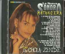 La Nueva Sonora Matancera Con La Chola Zenide Latin Music CD New