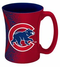 Chicago Cubs Mocha Coffee Mug [NEW] 14 Ounce Oz. MLB Tea Cup Microwave