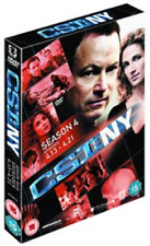 Gary Sinise, Melina Kanakar...-CSI New York: Season 4 - Part 2  DVD NUOVO