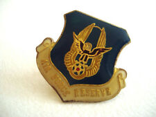 PINS RARE EMBLEME AIR FORCE RESERVE MILITARY USA