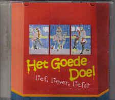 Het Goede Doel-Lief Liever Liefst Promo cd single