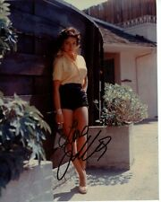 JOAN COLLINS signed autographed photo (3)