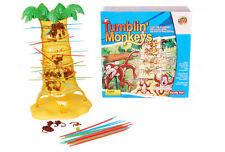 Tumblin Monkey Tumbling Monkey Childrens Kids Family Fun Board Game Educational