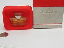 ENCORE ALFRED SUNG EAU de PARFUM/PERFUME MINI.14oz/4mlSplash FULL HARD TO FIND
