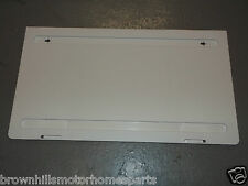 DOMETIC FRIDGE WINTER VENT COVER LS330 WHITE 401.5x223mm