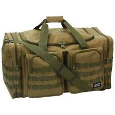 "Water-Resistant 25"" Tactical Tote Duffel Duffle Hunting Travel Bag"