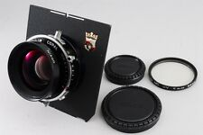 Near MINT NIKKOR W 150mm f5.6 4X5 Large Format with Copal no.0  from Japan  a194