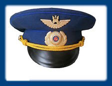 Everyday service cap of Top officers of Ukraine SSR Ministry of Motor Transport