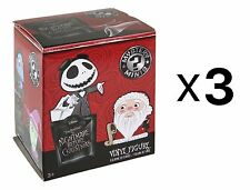 Funko The Nightmare Before Christmas Mystery Mini Random Vinyl Figure (3-Pack)