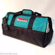 "Makita 21"" LXT Nylon Tool Bag W/ Shoulder Strap 831271-6 NEW"