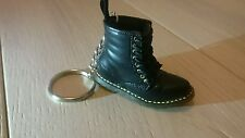 LAST! DM  Style Mini Boot shoe keyring Keychain retro Dr Martins Punk Vintage