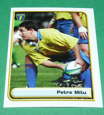 N°248 P MITU ROUMANIE ROMANIA MERLIN IRB RUGBY WORLD CUP 1999 PANINI COUPE MONDE