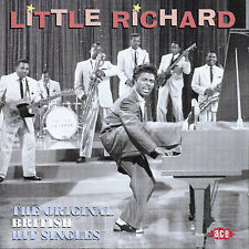 Little Richard-The Original British Hit Singles CD NEW