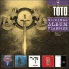 TOTO 5CD Original Album Classics BRAND NEW Toto/Hydra/Turn Back/IV/Isolation