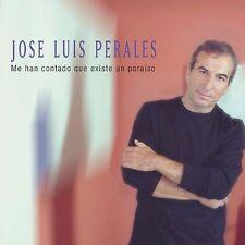 Me Han Contado... by Jos' Luis Perales (CD, Dec-2000, Sony Music Distribution...