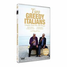 Two Greedy Italians: Series 2 - Still Hungry - DVD NEW & SEALED (2 Discs)