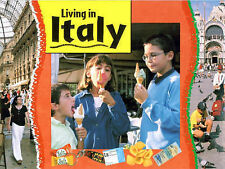 Living In Italy Thomson, Ruth Very Good Book