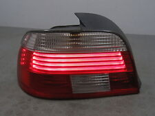 01-03 BMW 530i 540i 525i E39 LED Left LH Driver Taillight Tail Lamp Light S