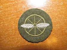 Canadian Army Trade Badge Trade Level 1 Transport Operator nice 1950's