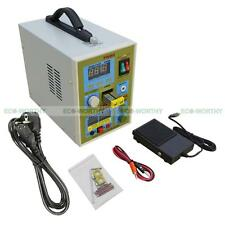 788H 220V 60A Spot Welder Point Welding for 18650 Battery Charger & Foot Switch