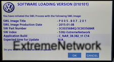 2015 5382 USA RNS-510 Navigation Firmware Upgrade + DVD In Motion + Service Menu