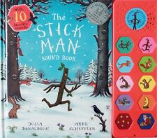 Stick Man Sound Book (Hardcover), Donaldson, Julia, Scheffler, Ax. 9781407157641