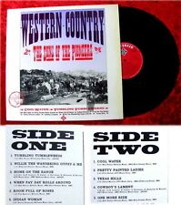LP Sons of the Pioneers: Country Western (1977)