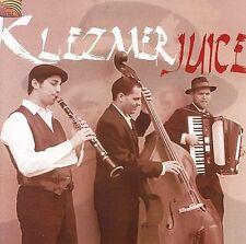 NEW - Klezmer Juice by Klezmer Juice