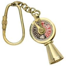 Soild Brass Ship's Telesgraph Key Chain