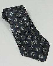 New Camden Court Men's Classic Geometric Designer Necktie Ties, 100% Silk