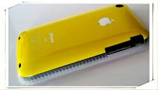 iPhone 3 3G 3GS  Yellow  Hard Back Cover Case skin Yellow