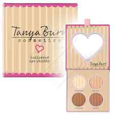 Tanya Burr HOLLYWOOD Eye Palette EYESHADOWS with MIRROR Nude Gold NEW & SEALED