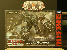 TakaraTomy Transformers Unite Warriors UW-03 Defensor (In Stock)