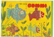 DDR Kinder und Jugend Zeitschrift Bummi Heft 4 1989