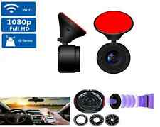 Wireless Full HD 1080P 140° Wide Angle Car Hidden Camera DVR Recorder Tachograph