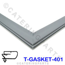 T6-GASKET-401 INOMAK COMMERCIAL FRIDGE FREEZER DOOR SEAL / GASKET 405mm X 650mm