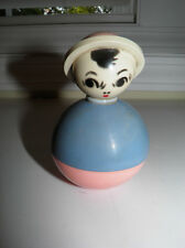 Vintage Deco Style Roly Poly Baby Toy
