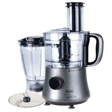 Wahl ZX838X James Martin Compact 500W Food Processor Blender 1.2l Bowl Stainless