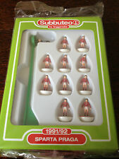Subbuteo Legends / Leggenda Team - Sparta Prague 1991/92
