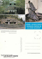 1980's LE FORT St ROCH A SOSPEL FRANCE UNUSED COLOUR POSTCARD