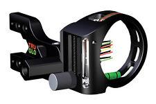 New TruGlo Tru Site Xtreme Standard Bow Sight 5 (.029) Pins w/ Light TG5101B