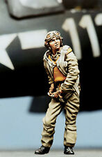 Valiant Miniature Kit# 9808 - U.S. Navy Pilot, 1941-45