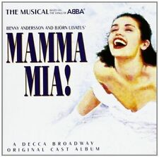 Mamma Mia! [Original Cast Recording] by Various Artists (CD, Nov-1999, ) ABBA