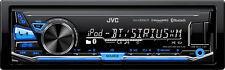 NEW JVC KD-X330BTS Single DIN Bluetooth In-Dash Digital Media Car Stereo