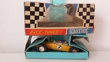 VINTAGE & RARO race-tuned Scalextric C6 PANTHER Vintage Toys