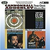 Cannonball Adderley - Somethin' Else/Them Dirty Blues/Cannonball's Bossa...